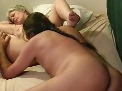 Horny Homemade video with BBW, Cunnilingus scenes