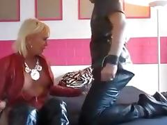 Incredible Amateur Shemale video with Blonde, POV scenes