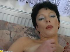 All that Gabi wants to do now is to take a big one into her hole