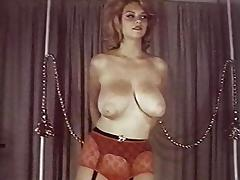 VINTAGE BEAUTY COMPILATION - 50's & 60's buxom teasers
