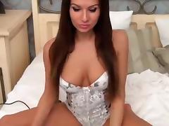 Pretty SenssualCindy shows new underwear