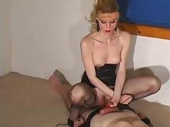 TERRIFFIC Urethra - Mistress Control
