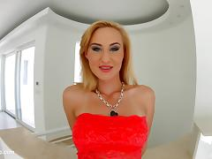 Scene with Helena Valentine - a load of creampie deep inside - All Internal