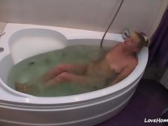 Bath, Amateur, Bath, Bathing, Bathroom, Blonde