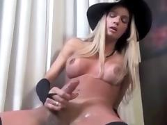 Shemale Cum Compilation 8