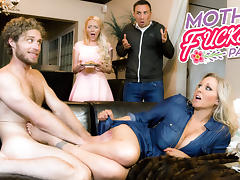 Julia Ann, Michael Vegas in Mother Fuckers Part 2 - DigitalPlayground
