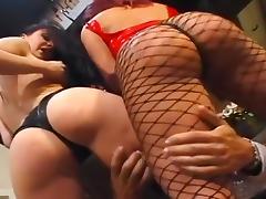 Katja and Renee Reveal Booties
