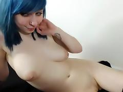 Fabulous Amateur video with Small Tits, Solo scenes