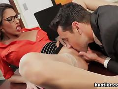 Dava Foxx in The Magic Vagina - Hustler