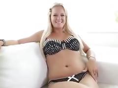Salope blonde