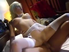 Bar, Bar, Blowjob, Hardcore, Lingerie, Stockings