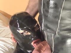 Smoking Rubber BJ