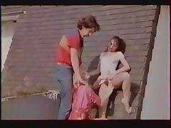 Vintage Hot Threesome Isabelle Brell