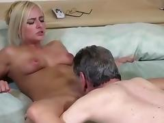 Dad, Blonde, Fetish, Grandpa, Hardcore, Old Man