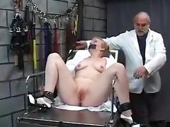Pervert and his victim