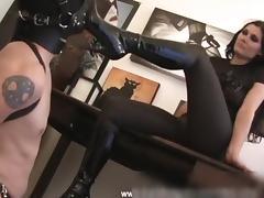 Footdom Baroness