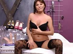 Slovenian, Stockings, Slovenian