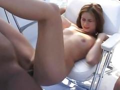 All, Amateur, Brunette, Exotic, Interracial, Outdoor