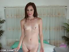Nikki Patricks Petite Porno Weigh In
