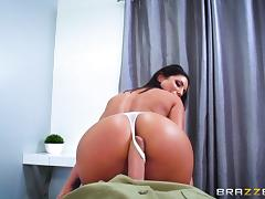 August Ames is a curvy lady who loves being naughty