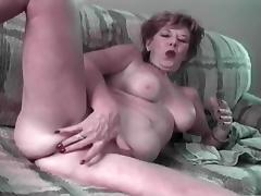 Granny Sucks Cock And Swallows Load