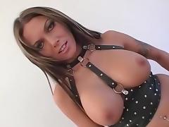 Amazing pornstar Ana Nova in hottest pov, anal porn movie