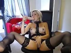 Horny Amateur record with MyFreeCams, MILF scenes