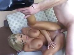 Crazy pornstar Misty Vonage in fabulous big tits, cumshots sex video