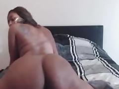 Phat ass black girl
