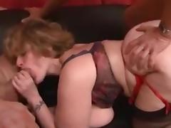 Sophia french bbw gangbang