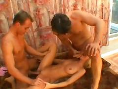 Crazy pornstar in horny blonde, anal porn movie
