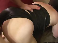 Anal Slave Housewives BALL GAG MILFs