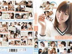 Horny Japanese chick Mion Kawakami, Aoi Yuzuki, Nozomi Anzaki, Chika Hiroko in Crazy stockings, college JAV clip