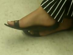 My Friend's Candid Feet 4