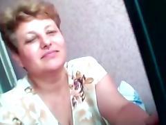 Ugly Milf in Skype