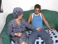 Old Woman, Blowjob, Fucking, Granny, Mature, Old
