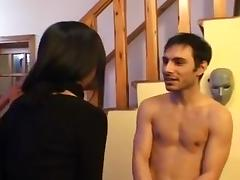 Hot Italian Milf loves anal