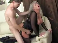 Exotic Homemade movie with MILF, Young/Old scenes