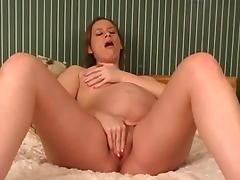 Crazy pornstar Kylie G. Worthy in best masturbation, pregnant adult movie
