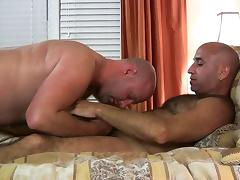 Jake Reynolds and Scott Spears - Video - HairyAndRaw