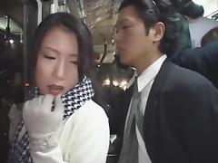 Bus, Asian, Bus, Japanese