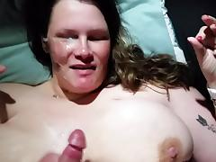 Bbw titty fuck