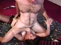 Exotic pornstar in crazy cumshots, milfs sex clip