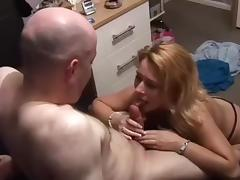 British, Blonde, British, Group, Hardcore, Mature