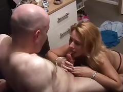 Granny Orgy, Blonde, British, Group, Hardcore, Mature
