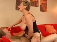 69, 69, Anal, German Mature