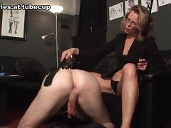 Marga in Caught And Treated By His Mistress - FunMovies