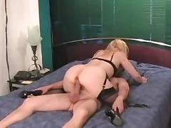 Crazy pornstar in horny amateur, creampie sex scene
