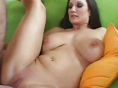 Mom and Boy, Brunette, Mature, MILF, Teen, Train