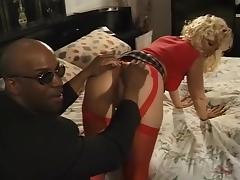 Best pornstar Rose Marino in crazy anal, interracial sex video